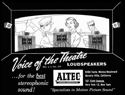 voice of the theater