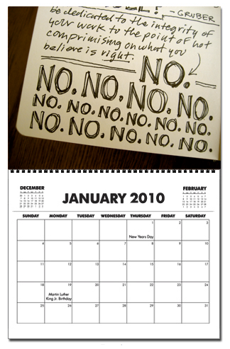 Sketchnote Calendar Macro Mockup by Mike Rhode, http://www.flickr.com/photos/roh