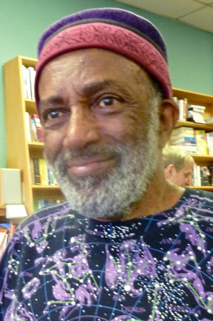 Harold Johnson Poet July 2010