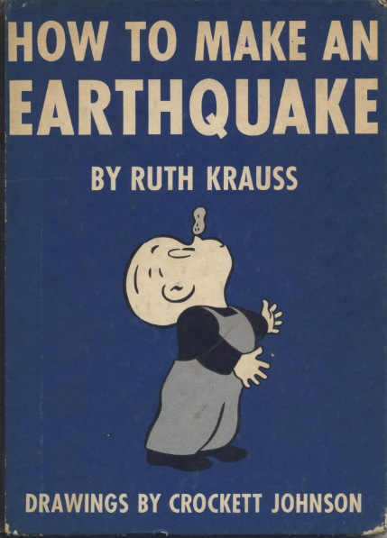 How To Make An Earthquake