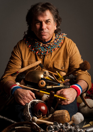 Mickey Hart of The Grateful Dead