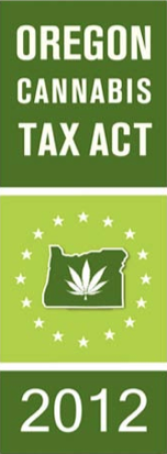 Oregon Cannabis Tax Act 2012 logo