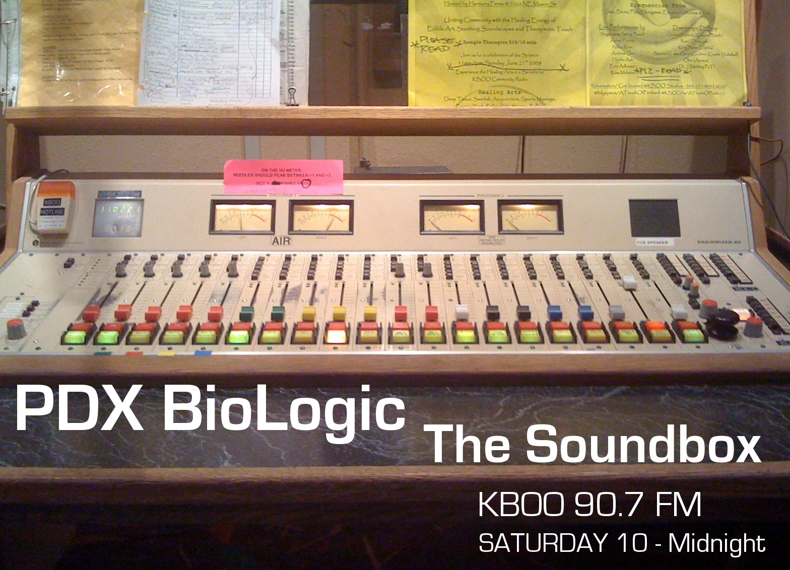 Portland Hip Hop Soul Funk DJ Keane PDX Biologic The Soundbox