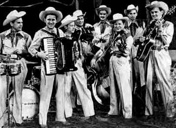 Classic Western Swing on the Noontime Jamboree 1-2-2012