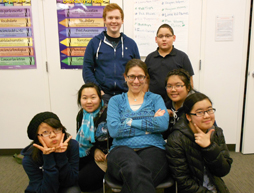 Troutdale Library's Teen Council