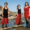 True Life Trio, hosted by Laurie Sonnenfeld on KBOO for Solstice
