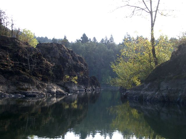 Willamette Narrows
