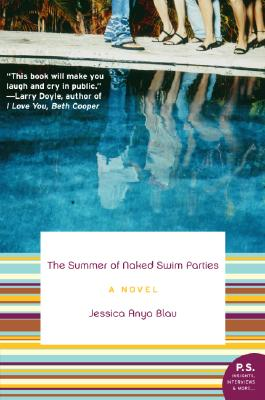 book cover: The Summer of Naked Swim Parties