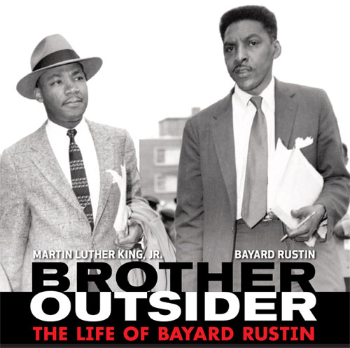 Brother Outside: The Life of Bayard Rustin & 43rd Annual Pride NW