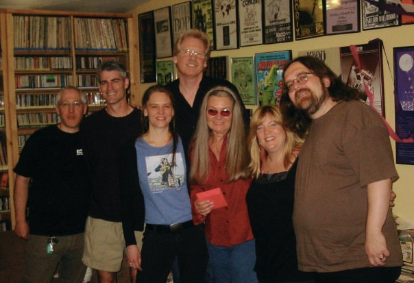 Donna Jean and Tricksters at kboo