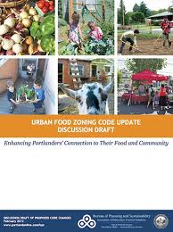 Food Zoning Plan Draft
