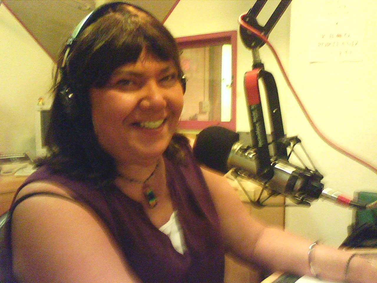 our guest Laura Calvo