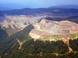 Mountain top removal mine violates the Clean Water Act