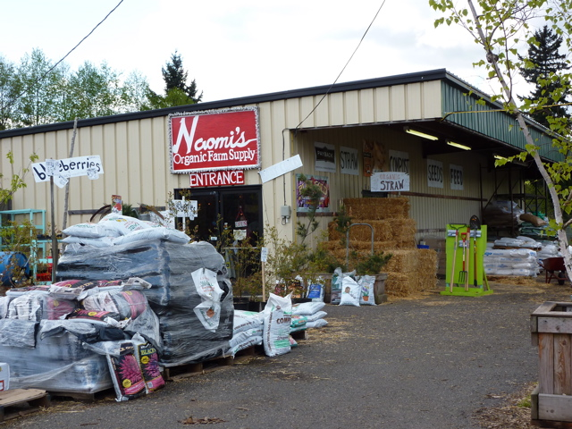 Naomi's Organic Farm Supply in Sellwood