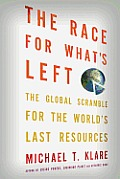 The Race for What's Left - front cover