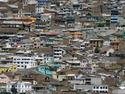 Slum in Quito