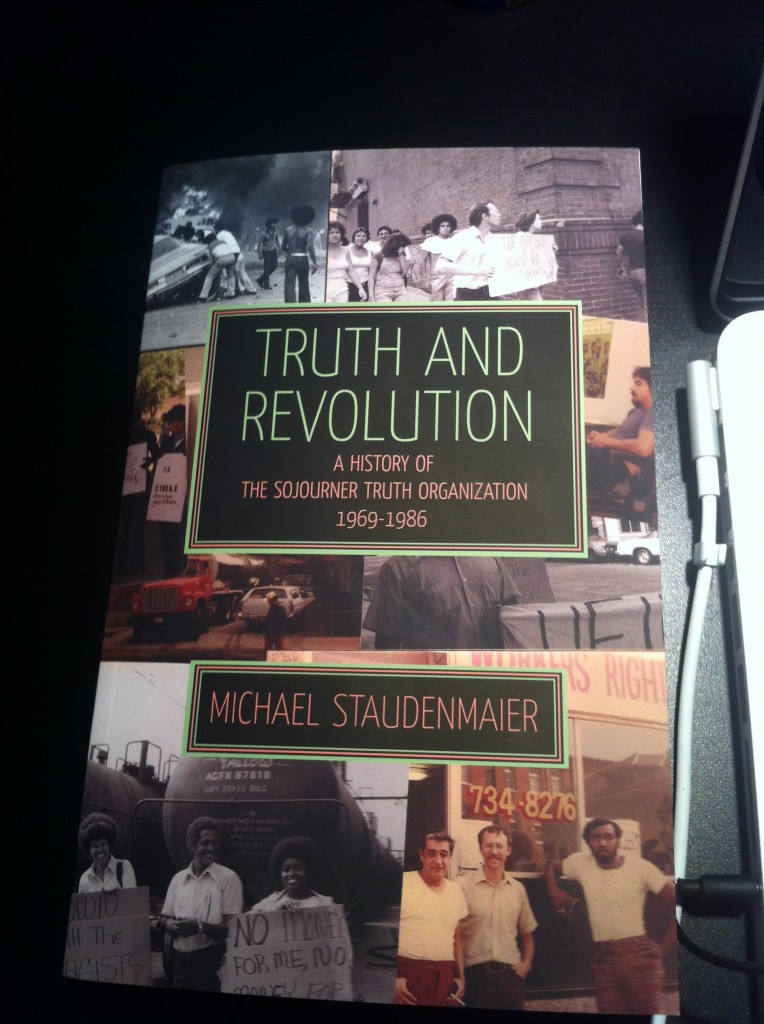 Truth and Revolution, the book cover