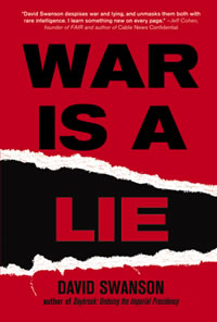 cover, War is a Lie