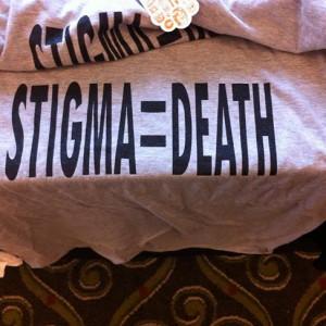 Stigma = Death