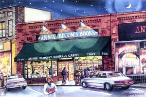 Annie Bloom's Books