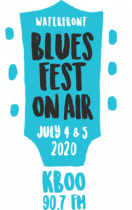 Blues Fest on air