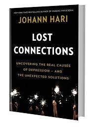 Lost Connections book cover