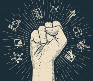 Fist to combat COVID