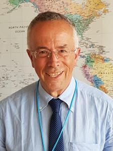 UNODC's Gilberto Gerra, MD
