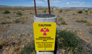 Hanford Reservation Caution