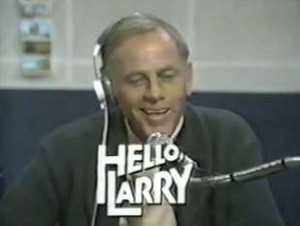 Hello, Larry!