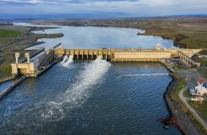 Ice Harbor Dam, Lower Snake River