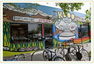 KBOO Community Radio Station, Portland, OR