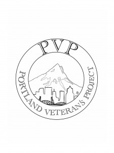 Portland Veteran's Project logo (designed by Audrey Meschter)