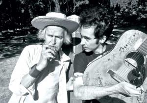 Walt Curtis and. Dusty Santamaria