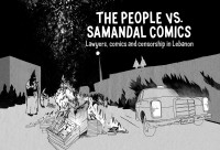 Comics journalist and contributing editor of The Nib Andy Warner talks about his time as a expatriate in Beirut with S.W. Conser on Words and Pictures