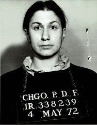 Judith Arcana mugshot May 4, 1972