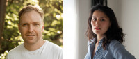 Oregon Arts Commission's Oregon Media Arts Fellowships have been awarded to Masami Kawai and Reed Harkness.  They're the guests, along with Brian Rogers, on Words and Pictures on KBOO Radio with S.W. Conser